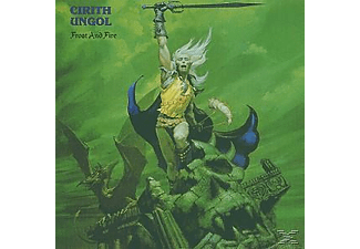 Cirith Ungol - FROST AND FIRE (RE-RELEASE) [CD]