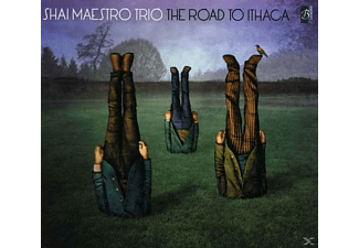 Shai Maestro - The Road To Ithaca - (CD)