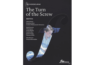 The London Philharmonic Orchestra - The Turn Of The Screw - (DVD)