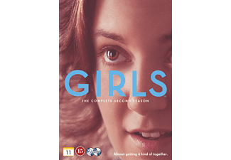 Girls S2 DVD