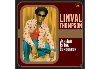 Linval Thompson - Jah Jah Is The Conqueror - (CD)