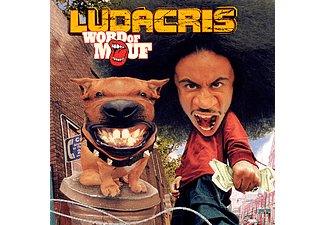 Ludacris - Word Of Mouf (CD)
