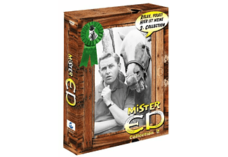 Mister Ed - Das Sprechende Pferd Collection 2 [DVD]