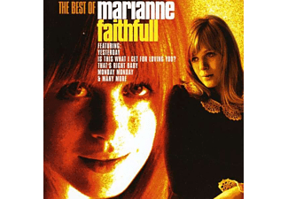Marianne Faithfull - The Best Of (CD)
