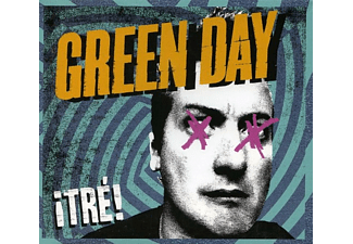 Green Day - ¡tré! + T-Shirt Xl - (CD)