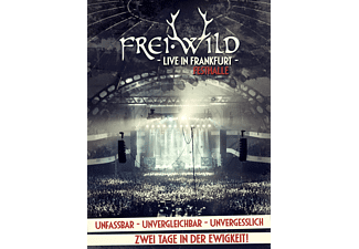 Frei.Wild - Live in Frankfurt [DVD + CD]