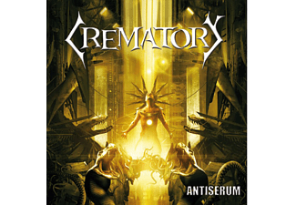 Crematory - Antiserum [CD]