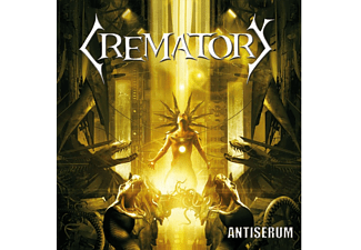 Crematory - Antiserum (Box Set) [CD]