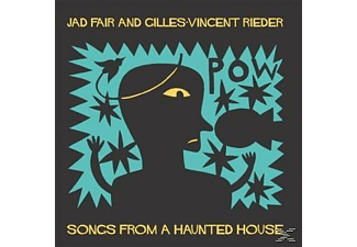 Fair, Jad/Rieder, Gilles-Vincent - Songs From A Haunted House [Vinyl]