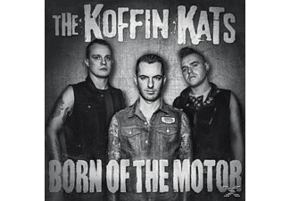 The Koffin Kats - Born Of The Motor [Vinyl]