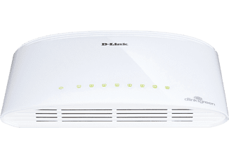 D-LINK 5-Port Gigabit Unmanaged Desktop Switch - (DGS-1005D)