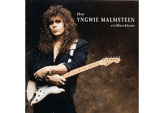Yngwie Malmsteen - The Yngwie Malmsteen Collection (CD)
