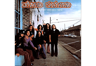 Lynyrd Skynyrd - Pronounced (CD)