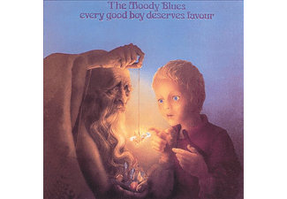 The Moody Blues - Every Good Boy Deserves Favour (CD)