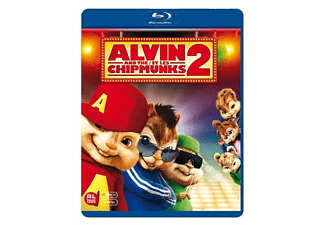Alvin And The Chipmunks 2 | Blu-ray