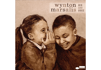 Wynton Marsalis - He and She (CD)