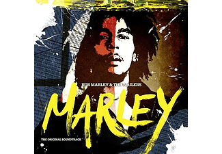 Bob Marley & The Wailers - Marley - The Original Soundtrack (CD)