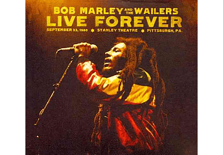 Bob Marley & The Wailers - Live Forever (CD)