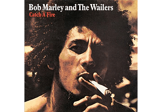 Bob Marley & The Wailers - Catch A Fire (CD)