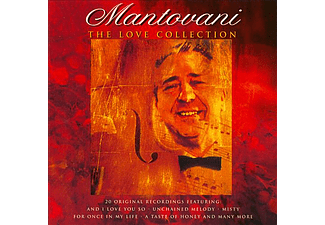 Mantovani - The Love Collection (CD)