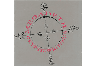 Megadeth - Cryptic Writings (CD)