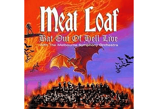 Meat Loaf - Bat Out Of Hell Live (CD)