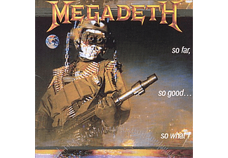 Megadeth - So Far, So Good, So What - Remixed & Remastered (CD)