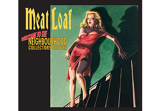 Meat Loaf - Welcome to the Neighborhood (CD + DVD)