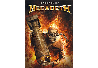 Megadeth - Arsenal of Megadeth (DVD)