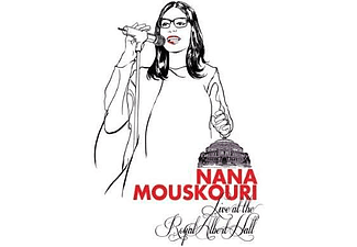 Nana Mouskouri - Live at the Royal Albert Hall (DVD)