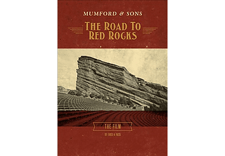 Mumford & Sons - The Road To Red Rocks - The Film (Blu-ray)
