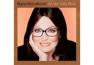 Nana Mouskouri - At Her Very Best (CD)