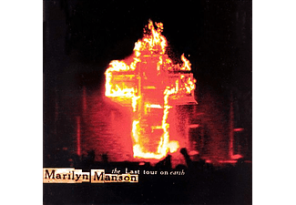 Marilyn Manson - The Last Tour On Earth (CD)