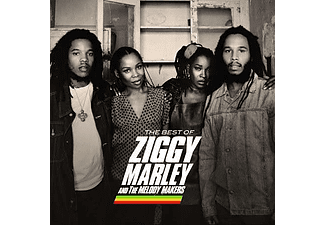 Ziggy Marley - The Best Of Ziggy Marley (CD)