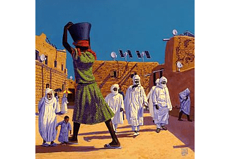 The Mars Volta - The Bedlam in Goliath (CD)