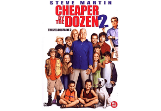 Cheaper By The Dozen 2 | DVD