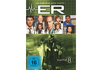 E.R. - Emergency Room - Staffel 8 [DVD]