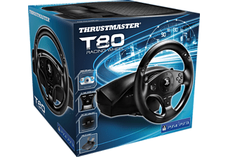 THRUSTMASTER T80 RS (inkl. 2-Pedalset, PS4 / PS3)