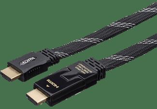 bigben hdmi 1 4 3d flachkabel kabel kaufen saturn. Black Bedroom Furniture Sets. Home Design Ideas