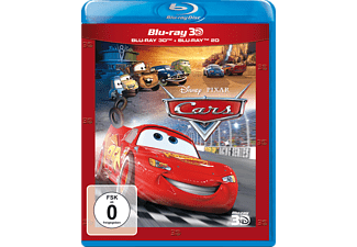 Cars - 3D Superset (3D & 2D) - (3D Blu-ray (+2D))