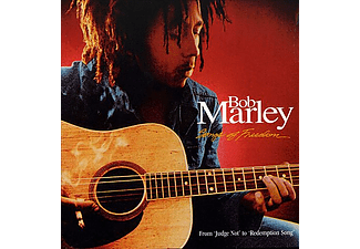 Bob Marley & The Wailers - Songs of Freedom (CD + DVD)