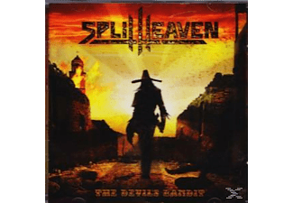 Split Heaven - Devil's Bandit - (CD)