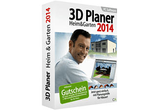 3d planer heim garten 2014 hobby freizeit mediamarkt. Black Bedroom Furniture Sets. Home Design Ideas