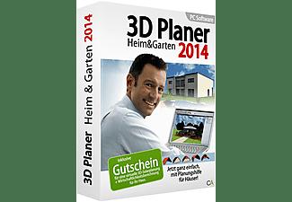 3d planer heim garten 2014 hobby freizeit mediamarkt - 3d planer garten ...
