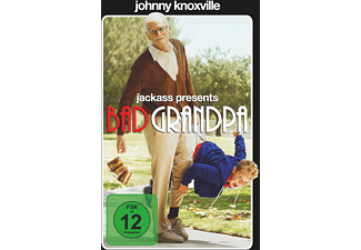 Jackass: Bad Grandpa [DVD]