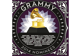 Various - 2014 Grammy Nominees [CD]