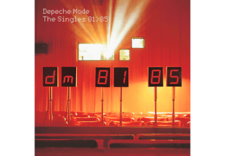 Depeche Mode - The Singles 81-85 [CD]