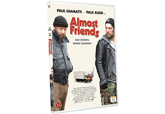 Almost Friends Dramakomedi DVD