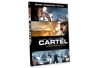 The Cartel Drama DVD