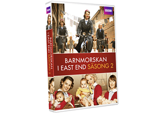 Barnmorskan i East End S2 Drama DVD